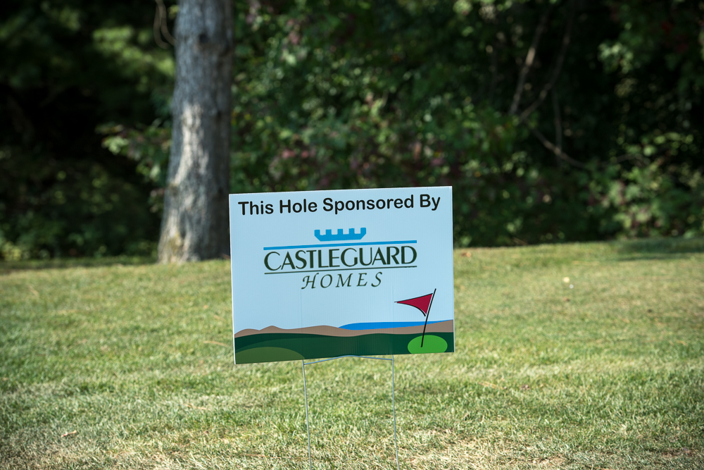 Hole Sponsor: Castleguard Homes